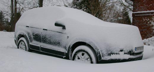 Jak zadbać o auto po zimie?